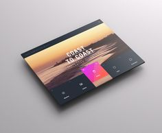 Studiojq2013_dashboard_weather_coast_full http://dribbble.com/shots/1331241-Weather-Dashboard-Global-Outlook-3