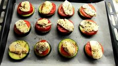 Zapečená cuketa s paradajkami a mozzarellou - obrázok 3
