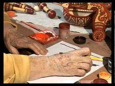 Ремесло 60: Мезенская роспись