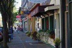 Rhinebeck, my home town.