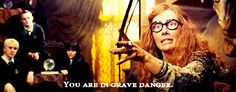 In Greek mythology, the seer Cassandra was cursed so that none would believe her prophecies. Professor Trelawney's great-grandmother's name was Cassandra. | Can You Get Through These Harry Potter Facts Without Tearing Up?