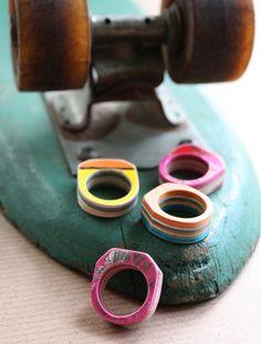 Seven Ply Skateboard Accessories