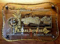 Image result for zangs reverse glass sign