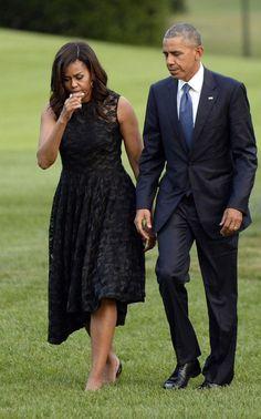 #President Of The United States  #BarackObama & #FirstLady Of The United States  #MichelleObama