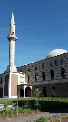 Mosque in the east of Holland