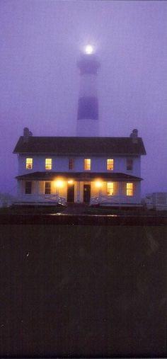 Bodie Island Lighthouse, North Carolina USA
