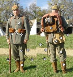 Imperial German uniforms and equipment glossary
