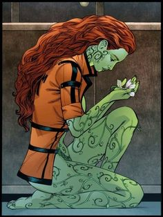 (Arkhamverse)/Gallery I'm normally not a Poison Ivy fan but I adore this photo. Poison Ivy (Batman: Arkham Asylum)/Gallery - Batman WikiI'm normally not a Poison Ivy fan but I adore this photo. Poison Ivy Comic, Dc Poison Ivy, Poison Ivy Dc Comics, Poison Ivy Batman, Poison Ivy Superhero, Batgirl, Nightwing, Comic Book Characters, Comic Books Art