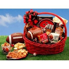 Valentine's Gifts for him- Football Fanatic Sports Gift - SkyMall More