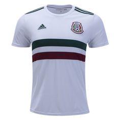 b8a1bcb658fc9 Mexico 2018 World Cup Away Jersey by adidas Copa Del Mundo