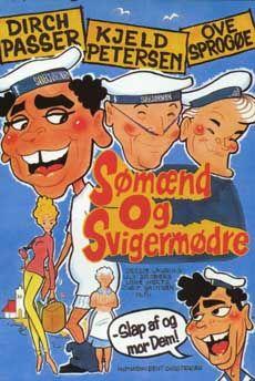 Sømænd og svigermødre (1962)