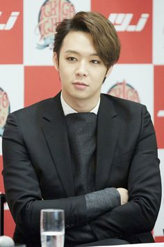 Park Yoochun - Press Conference for Japan Dome Tour in Tokyo (141119)