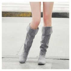 $20.97 New Arrival Sweet and Fashionable Style Lace Embellished Boots For Female