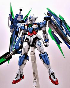 MG 1/100 00 Qan[T] - Customized Build Modeled by livese1