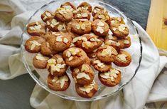 Arašídové sušenky bez mouky – Cesta (nejen) k uzdravení Doughnut, Muffin, Breakfast, Desserts, Food, Morning Coffee, Tailgate Desserts, Deserts, Essen