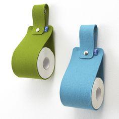 トイレットペーパーホルダー -Toilet paper holder felt-