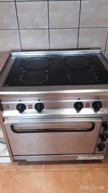 Predám gastro sporák elektrický s elekrickou rúrou Stove, Kitchen Appliances, Diy Kitchen Appliances, Home Appliances, Range, Kitchen Gadgets, Hearth Pad, Kitchen, Kitchen Stove