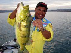 Tupaciguara pesca do tucunaré MG