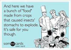 "Real ""food"""
