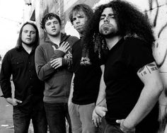 Coheed and Cambria. Amazing rock + awesome lyrics= cool concept album about intergalactic happenings