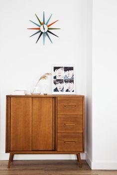 Aparador nórdico a medida Credenza, House Design, Cabinet, Bedroom, Storage, Interior, Furniture, Home Decor, House Decorations