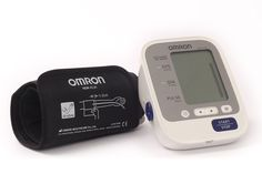 Omron HEM-7132 Blood Pressure Monitor A Lightweight Construction Finger Touch