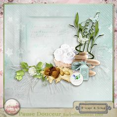 Pause douceur Embellissements Free by S.Designs