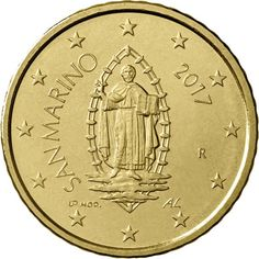 50 cent San Marino 2017