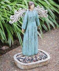 Evergreen Angel Birdfeeder by Evergreen