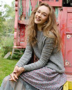 3e11523861dd8b Niobe Jumper Knitting pattern by Purl Alpaca Designs