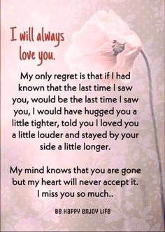 Mom In Heaven Quotes, Dad In Heaven, In Loving Memory Quotes, Missing Quotes, I Miss My Mom, Love My Husband, Now Quotes, Fact Quotes, I Thought Of You Today