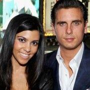 Kourtney & her man :)