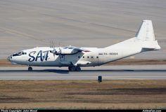 Sat Airlines Antonov An-12BP http://www.airlinefan.com/airline-photos/Sat-Airlines/Antonov/An-12/RA-48984/1296070/