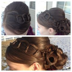 Aaahhh I really love this! - pentecostal_hairstyles @ Instagram Web Interface - 5th village