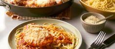 3 Step Chicken Parmesan