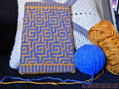 Creating Straight Vertical Lines With a Modified SC – All Tapestry Crochet Crochet Round, Irish Crochet, Single Crochet, Knit Crochet, Tapestry Crochet Patterns, Afghan Patterns, Mosaic Patterns, Corner To Corner Crochet, Cross Stitch Boards