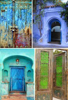 pretty doorways