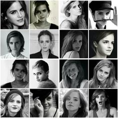 Emma Watson: a talented actress, beautiful model and inspiring activist (feminist) pinned by Angel01
