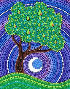 Pear Tree of Longevity porción Elspeth McLean
