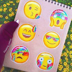 Emoji S Draw A Dog Artsy In 2019 Pinterest Emoji Drawings
