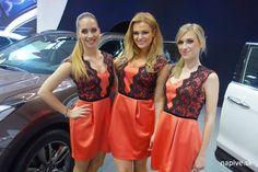 Car Expo, Bratislava, Short Dresses, Women, Fashion, Short Gowns, Moda, Fashion Styles, Fashion Illustrations