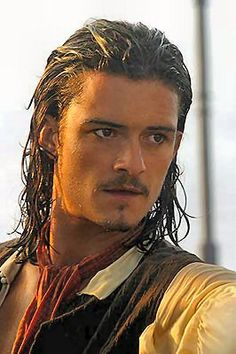 Orlando Bloom? Eh...maybe because he looks good in blonde hair....I just want to see his pretty face again <3