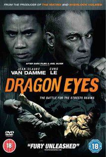 Dragon Eyes (2012) 720p - 550MB - scOrp