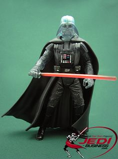 Star Wars Action Figure Darth Vader (Emperor's Wrath), Star Wars Power Of The Jedi