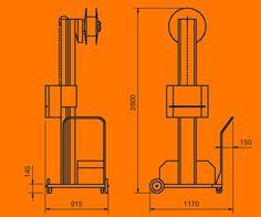 2800 Flejadora semi-automática horizontal