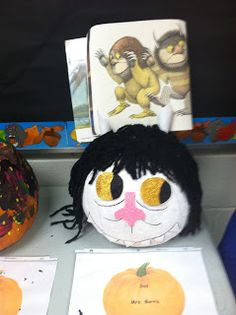 Young & Lively Kindergarten: Pumpkin Decorating Contest. Decorate a pumpkin to represent your favorite character in a book.