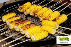 Mazorzas de maíz Huercasa a la brasa