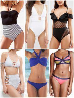 Deux pièces, bikini, une pièce, triangle, push-up, le maillot de bain se décline…