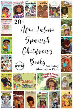 Afro, Teaching Kids, Black History, Childrens Books, Spanish, Activities, Eyes, Bad Hair, Dancing