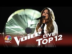 "▶ The Voice 2014 Top 12 - DaNica Shirey: ""Creep"" - YouTube"